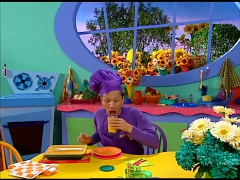 The Wiggles (TV Series 2): Wiggle Food