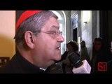 Napoli - ''Pronto? Sono Francesco'', il libro di Massimo Milone (08.04.14)