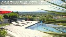 A vendre - maison - Bidart (64210) - 5 pièces - 180m²