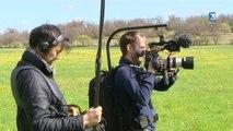 """L'émission """"Le Monde de Jamy"""" en tournage à Rocamadour (Lot)"""