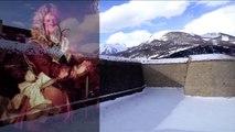 Hautes-Alpes : Une souscription pour sauver les remparts de Mont-Dauphin. Le maire Gilbert Fiorletta
