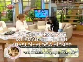 Cemalnur Sargut faciası
