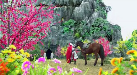 隋唐英雄4 第42集 Heros in Sui Tang Dynasties 4 Ep42