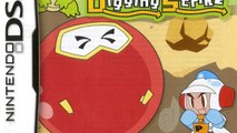 Classic Game Room - DIG DUG: DIGGING STRIKE review for Nintendo DS