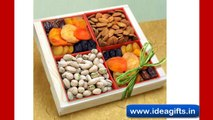 DIWALI DRY FRUIT GIFT BASKETS - Gift decorative Baskets this season for Corporate Gifting in Delhi & Gurgaon.