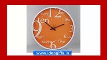 STEEL WALL CLOCKS - Designer Wall Clocks for gifting in Meetings & Seminars.