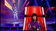 [Full Audition] Ruth Brown - When Love Takes Over - The Voice UK - Blind Audition 4