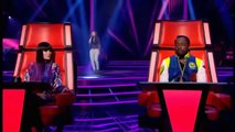 [Full Audition] Sophie Griffin - American Boy - The Voice UK - Blind Audition 4