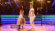 Cody Simpson & Sharna - Foxtrot - DWTS 18 (Week 4)