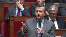 Question de Yves Jégo au Gouvernement sur la réforme des rythmes scolaires