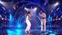 Malaya & CJ - I Knew You Were Waiting - American Idol 13 (80's Week)