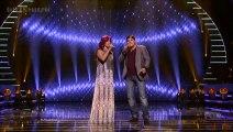 Jessica & Dexter - Islands In The Stream - American Idol 13 (80's Week)