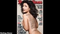 Julia Louis-Dreyfus gets naked for Rolling Stone