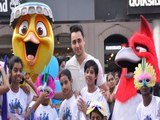 Flash Mob With Imran Khan For Rio 2 Promotions