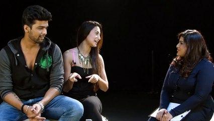 Gauhar Khan & Kushal Tandon Exclusive Interview - Part 2  Malishka Unleashed