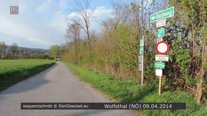 Kleine Umweltsünden beim internationalen Radweg in Wolfsthal (NÖ) - HD