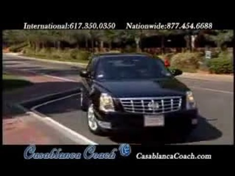 Luxury Boston Limo Services