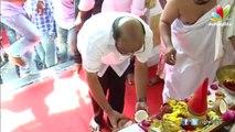 Allu Arjun-Trivikram New Movie Opening l Allu Arjun l Trivikram Srinivas