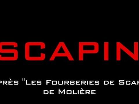 SCAPIN 2  / THÉÂTRE  LUCERNAIRE / PARIS