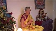 Documentaire: portrait d'une moniale bouddhiste: LHAMO