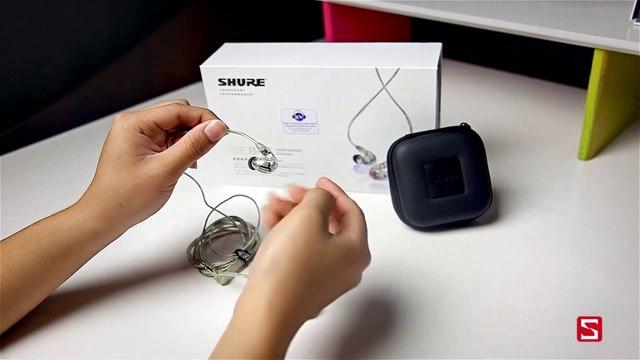 Giới thiệu tai nghe cao cấp Shure SE846- Giá chỉ khoảng 25 triệu đồng - Phần 1