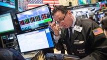 Dow In Triple-Digit Drop And Nasdaq Down 2% In Tech Selloff