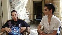 Bill & Tom Kaulitz - L'Uomo Vogue