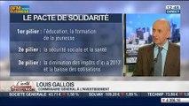 Louis Gallois, commissaire général à l'Investissement, dans l'invité de BFM Business – 11/04