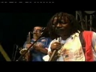 Alpha Blondy ~Live~