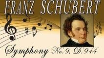Franz Peter Schubert - SCHUBERT  SYMPHONY NO  9
