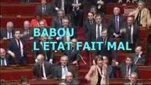 BABOU L'etat FAIS MAL