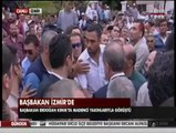 Başbakan Recep Tayyip Erdoğan'dan Madenci yakınlarına sürpriz ziyaret! - 29.05.2014