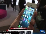Dunya News - From kidnapping human beings to kidnapping iPhones
