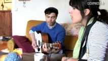 A Time is Near  la session de Lilly Wood and the prick