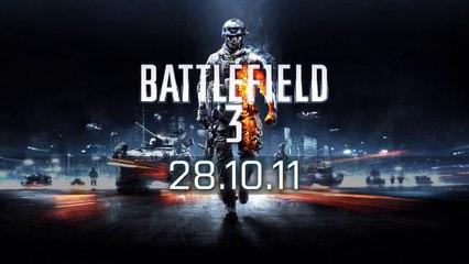 Battlefield 3 - Trailer - Fragman
