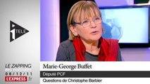 """Crise de l'euro: """"Il faut réagir vite"""" / Le Zapping des matinales"""