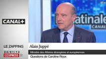Zapping des matinales : 24 janvier 2012