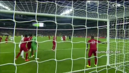 Все голы матча · Англия - Перу - 3:0