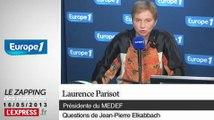 "Conférence de presse de Hollande : ""Elle tombe bien"", estime Barbara Pompili"