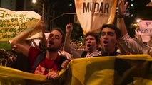 Brésil: manifestations sociales violentes contre le coût de la vie