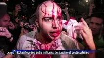 Brésil : les manifestations dégénèrent