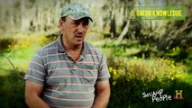 Swamp People Skills: Gator Knowledge