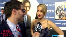 Jennifer Lawrence - Funniest Moments 2014