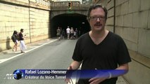 New-York: quand un tunnel devient oeuvre d'art