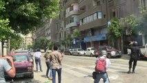 Egypte: la police tire sur les manifestants