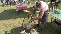Concours de cuisines de... testicules