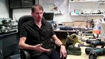 Concepteur d'effets spéciaux mécaniques: les metiers de l'ombre du cinéma