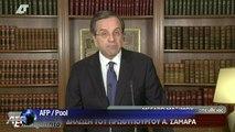 Grèce: le Premier ministre pointe du doigt le parti Aube dorée