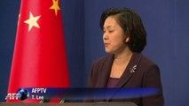 Chine: enquête suite à l'accident de voiture place Tiananmen