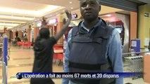 Nairobi: Images exclusives de l'attaque du centre commercial Westgate